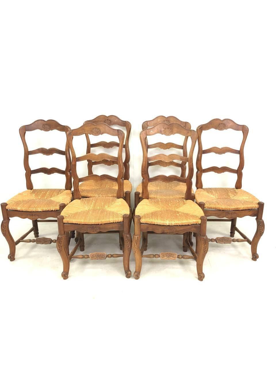 Антикварные стулья в стиле Прованс 20170311003У