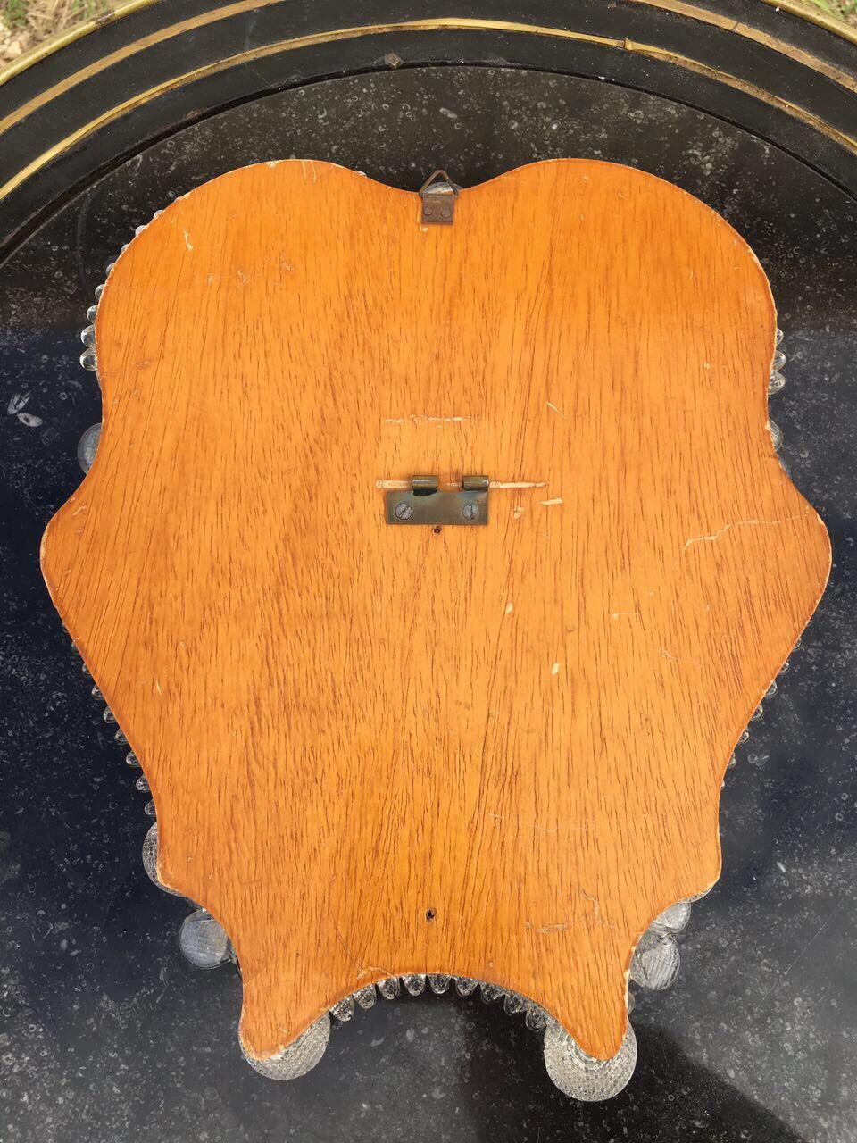 Винтажное зеркало с муранского стекла 181210050