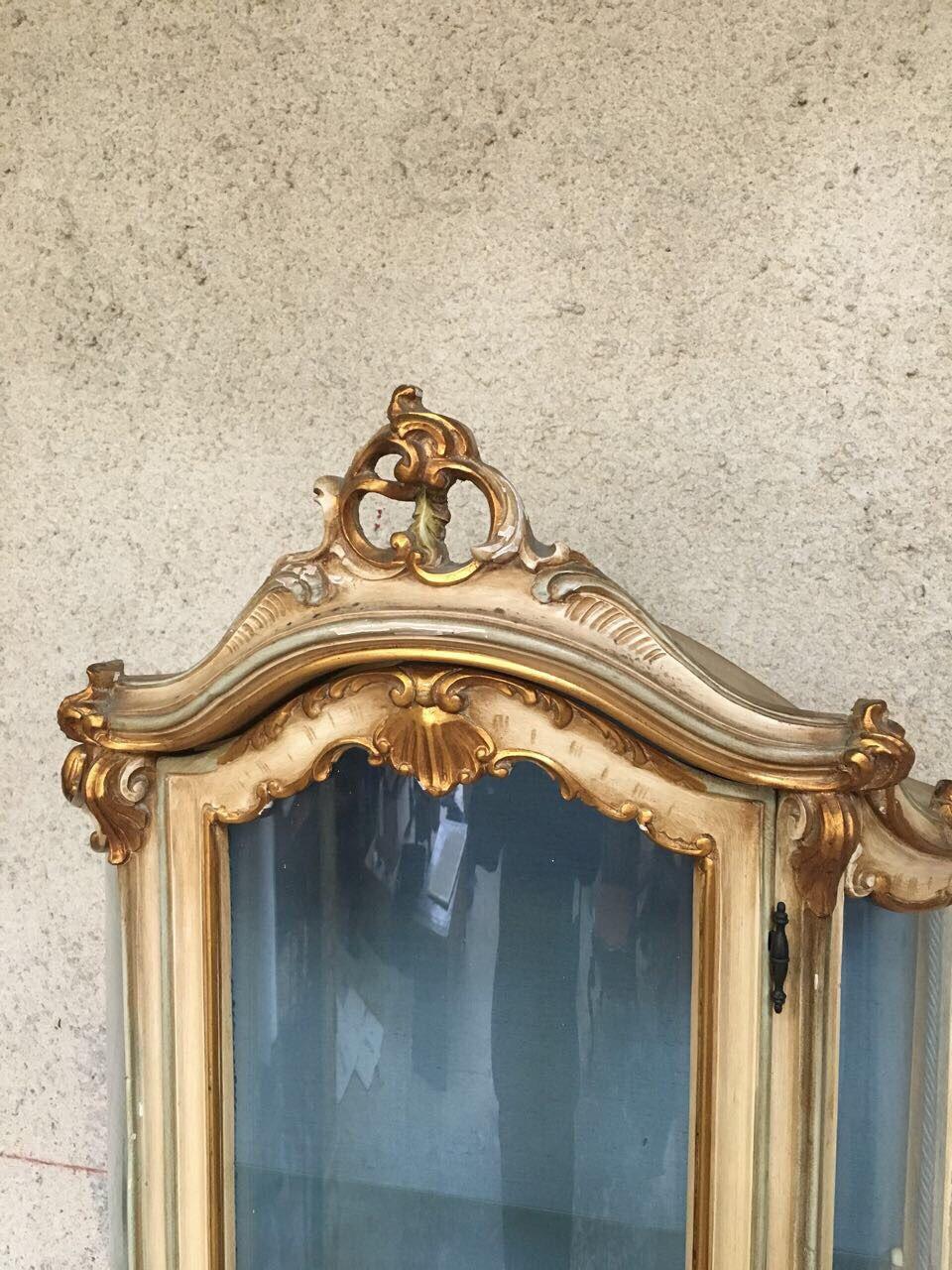 Винтажная витрина в стиле Барокко 181213008