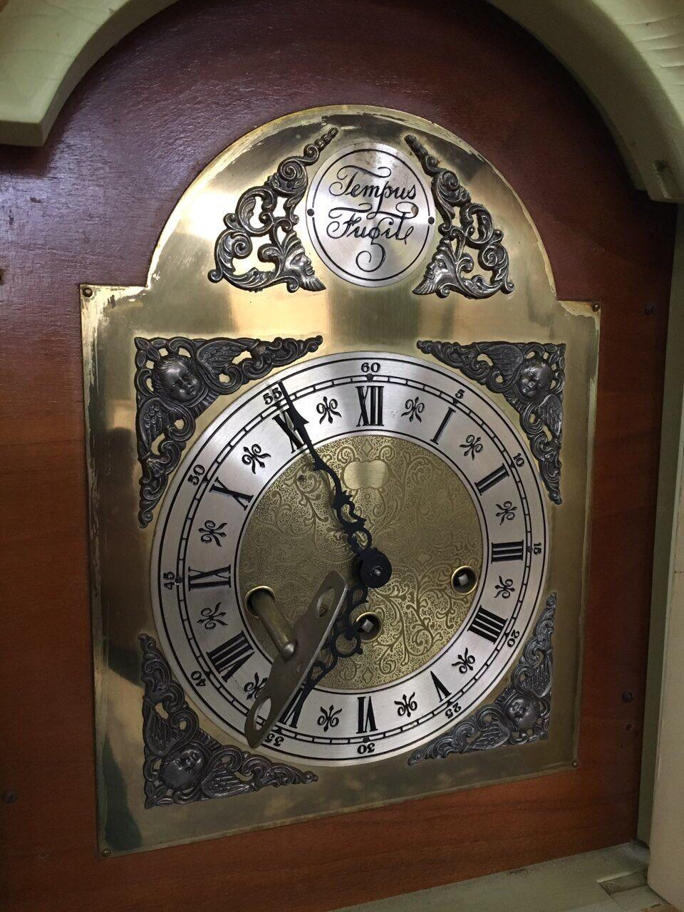 Винтажные напольные часы 181213008