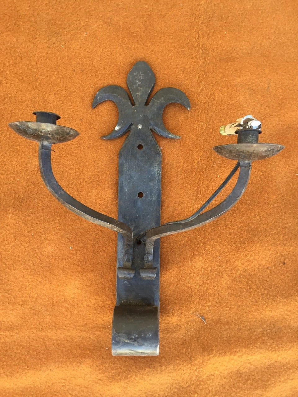 Антикварные  бра ручной работы в стиле Готика