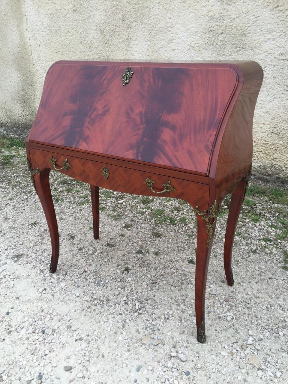 Старинный секретер в стиле Луи XV 151004002