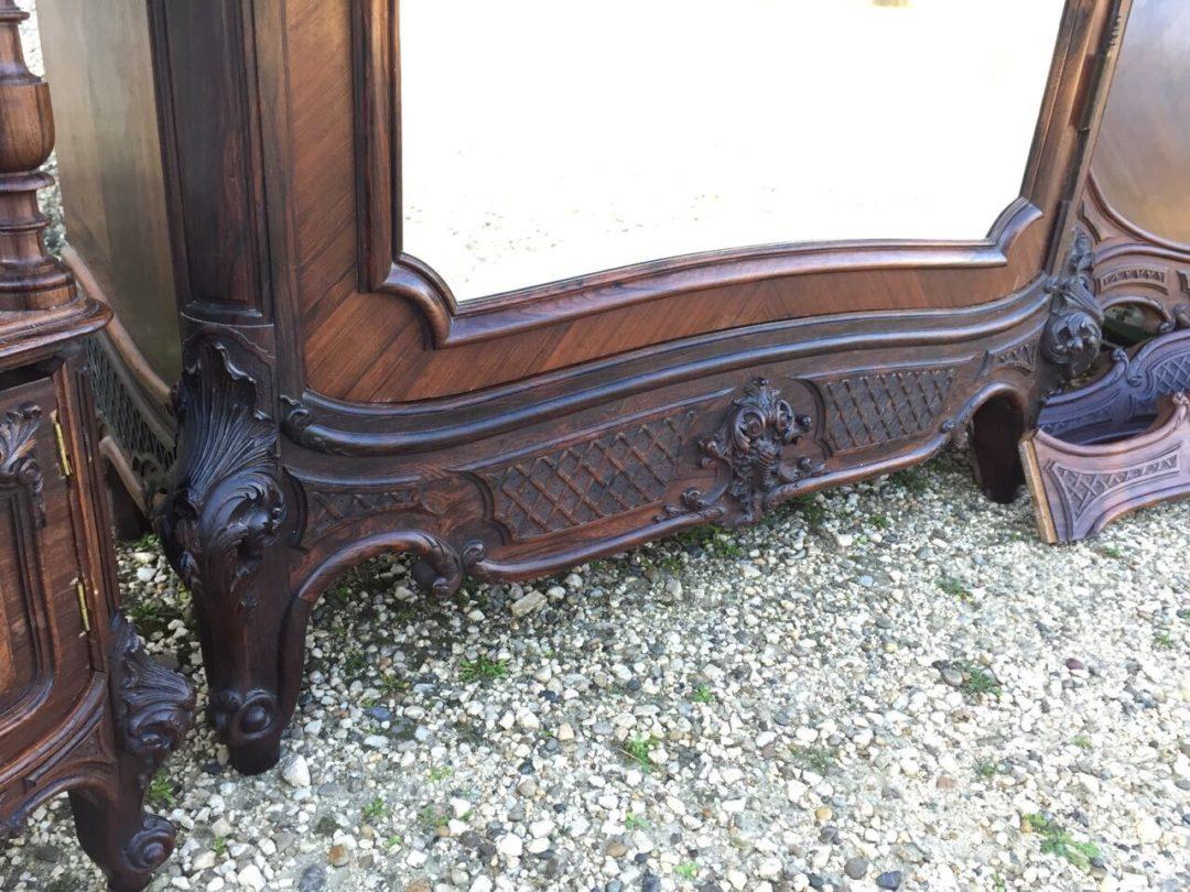 Антикварный спальный гарнитур в стиле  Барокко 151004067