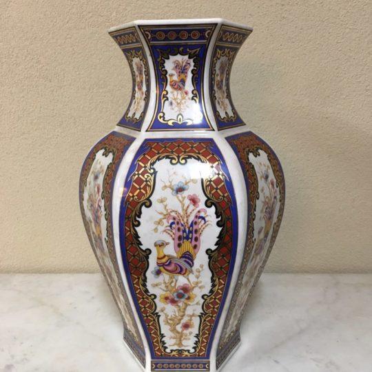 Винтажная ваза 00У