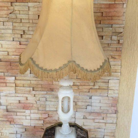 Винтажная лампа 20170915У