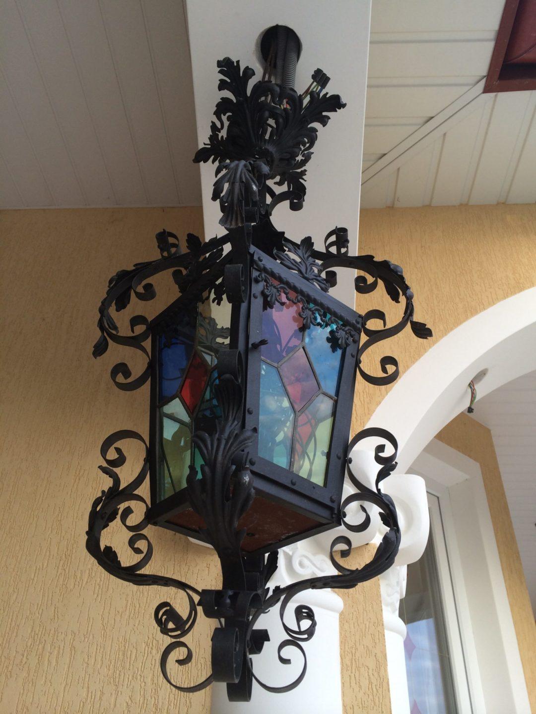 Cтаринный фонарь