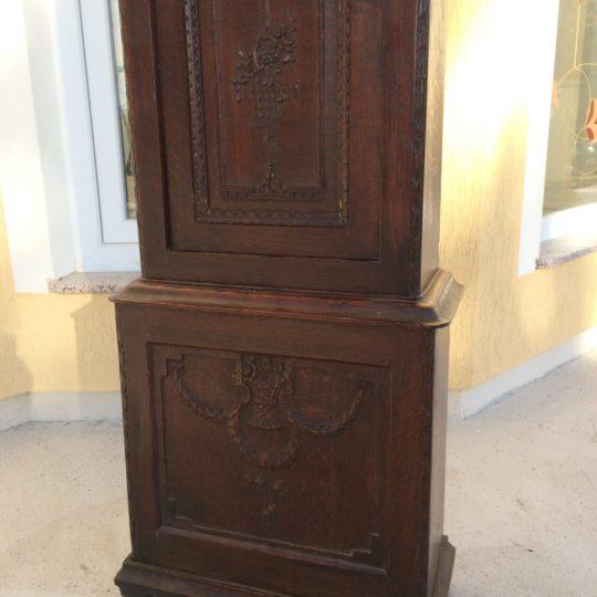 Старинные часы в стиле Прованс