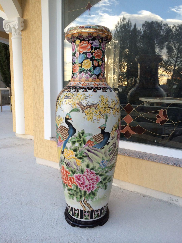 Старинная китайская ваза150105