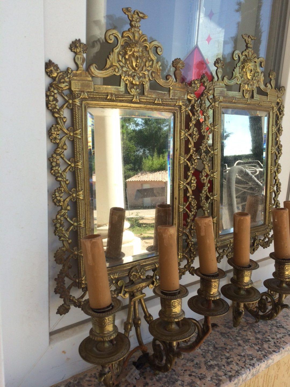 Старинные зеркала