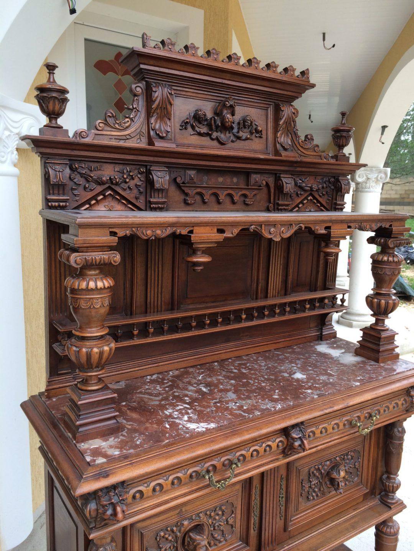 Старинный посудником в стиле Ренессанс 141203003