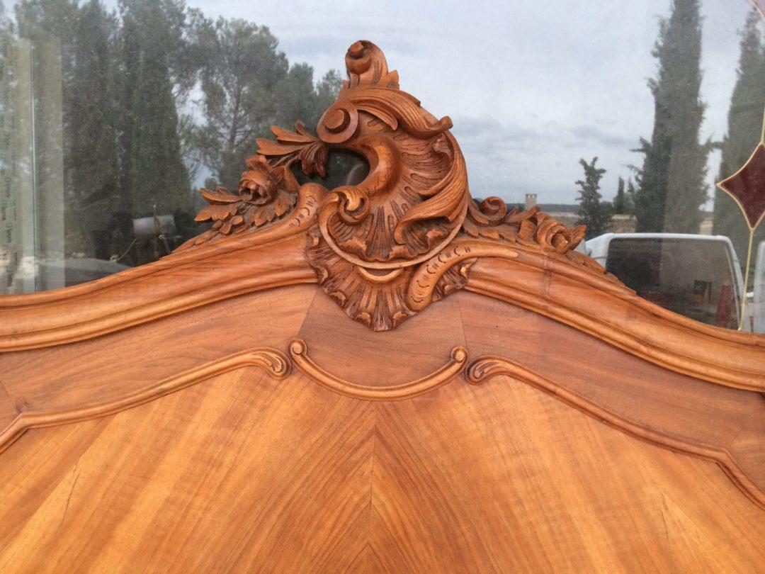 Старинная кровать в стиле Рококо 141209002