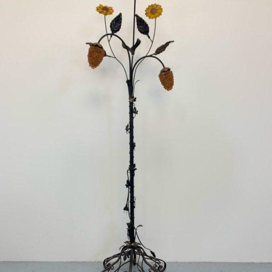 Винтажная напольная лампа 181224002