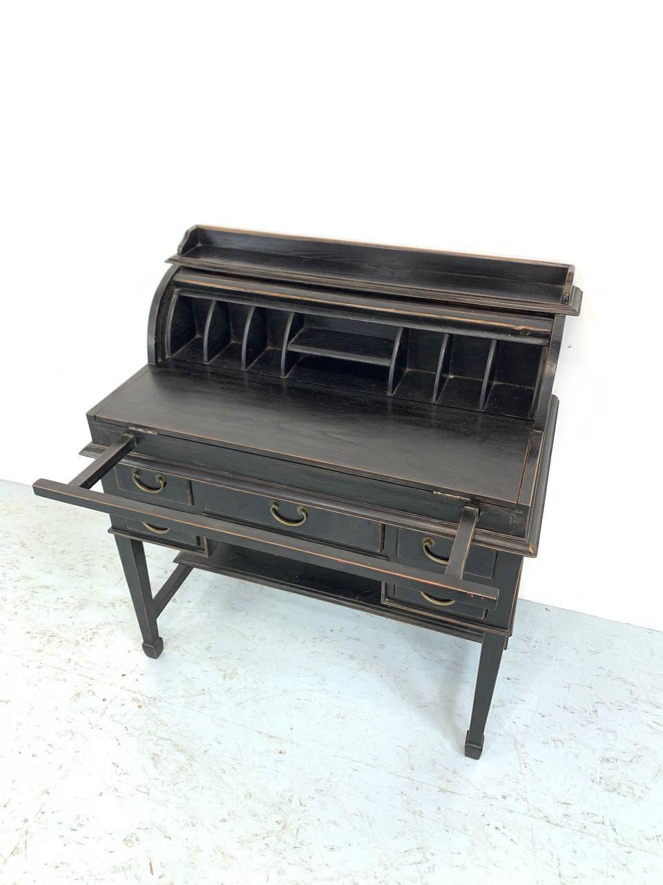 Антикварное дубовое бюро