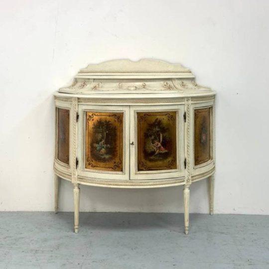 Антикварный комод в стиле Людовика XVI
