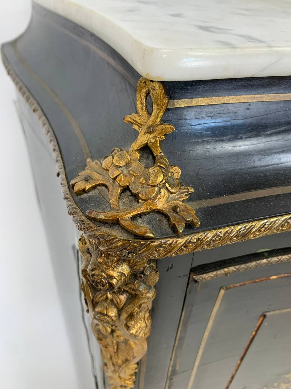 Антикварный секретар эпохи Наполеона III