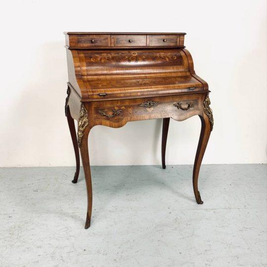 Антикварный письменный стол-бюро